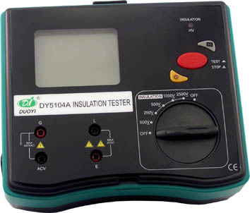 Insulation Tester DY5104A
