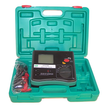 Standard casing of Insulation Tester DY5104A and DY5105A